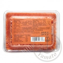 Icre de capelin Masago Orange