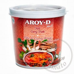 Pasta Red Curry Aroy-D