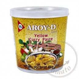 Pasta Yellow Curry Aroy-D