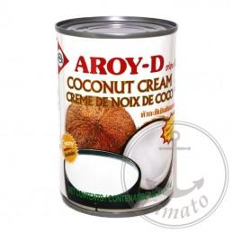 Crema de cocos Aroy-D